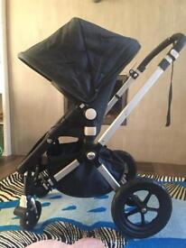 Bugaboo Cameleon 2 Limited Edition Denim 107