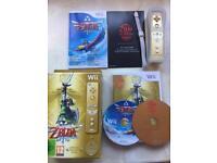 Legend Of Zelda Skyward Sword Limited Edition
