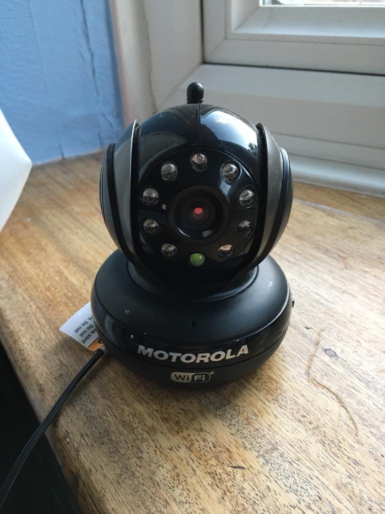 Baby/security camera