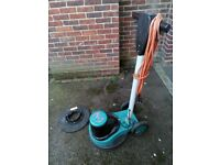 Used 17 Inch Truvox Orbis Floor Polisher / Buffer (Clean and Well Balanced)
