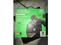 X-Bionic Effektor Power Shirt active wear gym protein muscle work out exercise