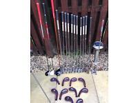 Golf Club Set - Ready to Play