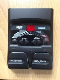 Digitech Effects Pedal