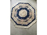 Octagonal Chinese Rug