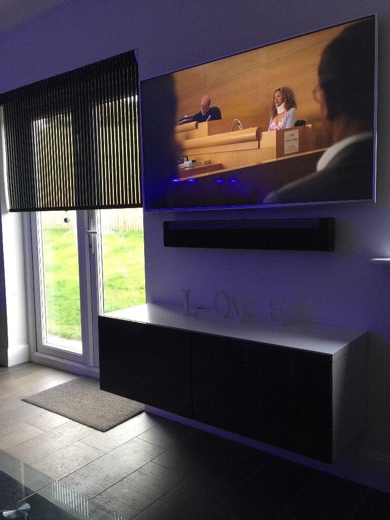 Pyronix Alarm Cctv Lighting Tv Wall Mount Home Cinema Aerial Installing Mounted