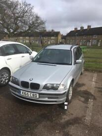 BMW 318i touring for parts or braking