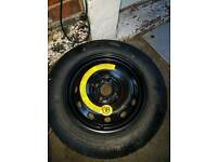 fiat punto tyre and kit