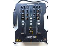 Allen & Heath Xone 23c DJ Mixer