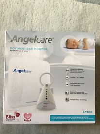 Angelcare Movement Baby Monitor AC300