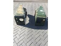 Land Rover series 2a/3 inner wings