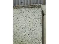 Concrete garage slabs