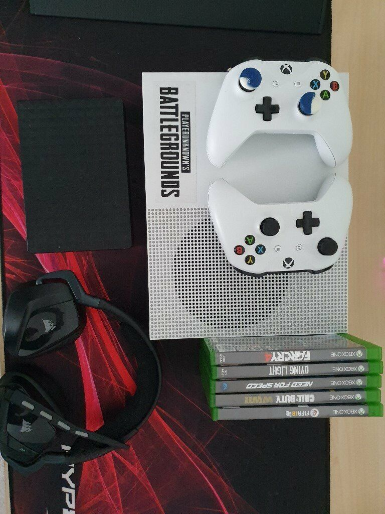 Xbox One S set | in Crewe, Cheshire | Gumtree