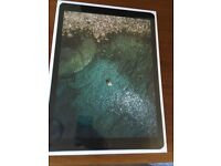 """Apple ipad pro 12.9"""" 64gb space grey wifi new and sealed in box"""