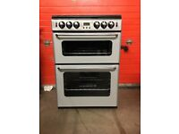 Stoves gas cooker GD600M 60cm silver double oven 3 months warranty free local delivery!!!!!!!!