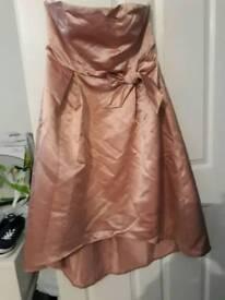 Beautiful size 18 brand new dress
