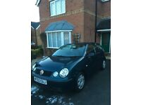 VW VOLKSWAGEN POLO 2002 - 55K MILES IDEAL FIRST CAR