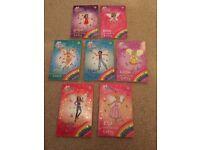 The Princess Fairies - Rainbow Magic Fairy books 106-112