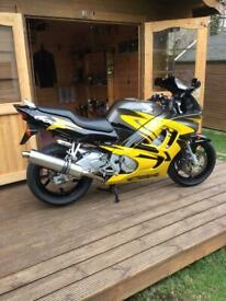 Honda cbr600f with only 7780 miles , may px
