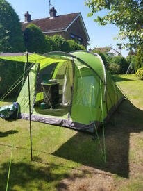 Gobi Elite 4 - Excellent 4 man tent, with extras and accessories