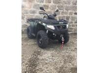 QUAD - ATV - ARCTIC CAT ALTERRA 400 QUAD - NEW