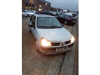 Renault CLIO *Diesel* Bargain selling due to moving abroad