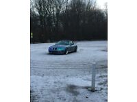 This is my BMW z3 roadster 1.9 modified in blue