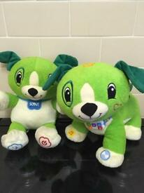 Leap frog scout play with and read with me bears