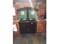 Watson England Oil Fired Range Cooker (boiler, aga, rayburn, stove, stanley)