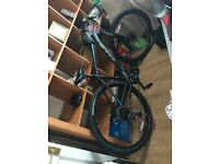 Brand new FUJI NEVADA 29er been on twice