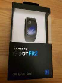 Samsung Gear Fit 2 (sealed)