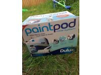 Dulux paint pod and accessories