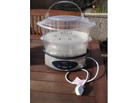 Bush 2 Tier Food Steamer