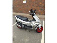 GILERA RUNNER SP 180 2 STROKE (52 PLATE) Superb Condition