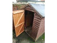 Garden shed 5ft x 7ft