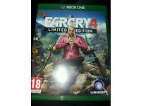 Xbox one game far cry 4