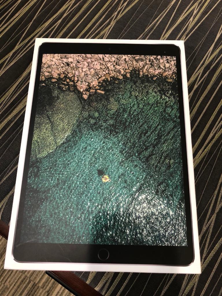 iPad Pro 10.5 Space Grey Wi-Fi + Cellular Unlocked