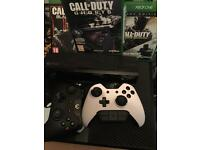 Xbox1,4 games,turtle beach headset,scuf controller