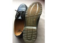 Men's Dr Martin ind black shoes non safety size 10