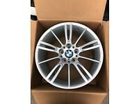 "ORGINAL 18"" BMW MV3 alloys- MINT CONDITION £475 quid sale"