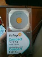 Safety first Baby monitor.