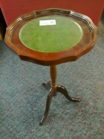 Occasional table #33624 £10 #33623 £10