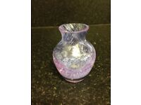 Caithness small ornament vase
