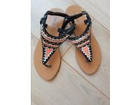 New look sandals size 5