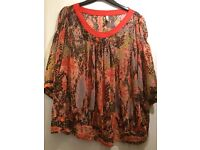 Pretty Marks & Spencer Blouses. Size 20