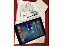 Apple iPad Air 16GB, Space Grey, WiFi + Cellular, Unlocked, NO OFFERS