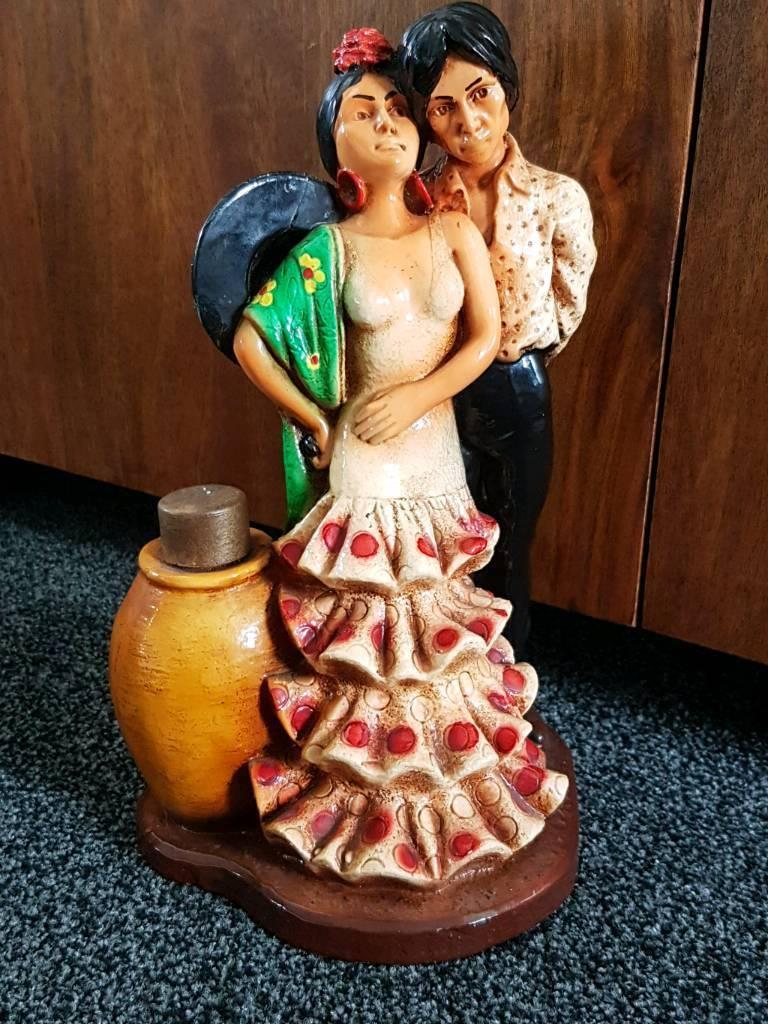 Vintage spanish ornament