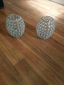 Lights shades 2 for £10