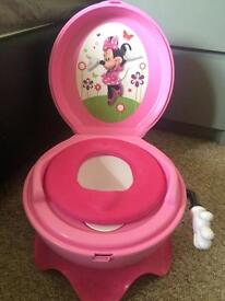 Minnie Mouse 3-in-1 Potty