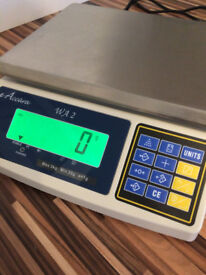 E-Accura Trade Approved Digital Retail Electronic Scales, 20g to 3kg Excellent Condition