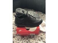 Nike Air Max 97 size 8.5 Black